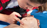 Learn CPR here: